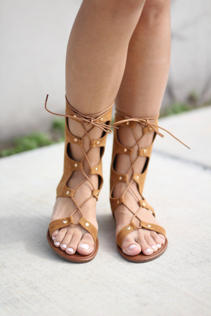 camel sandals with adjustable straps