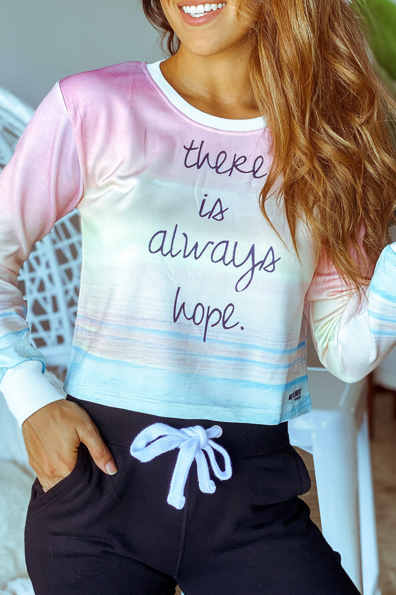 There Is Always Hope Long Sleeve Top