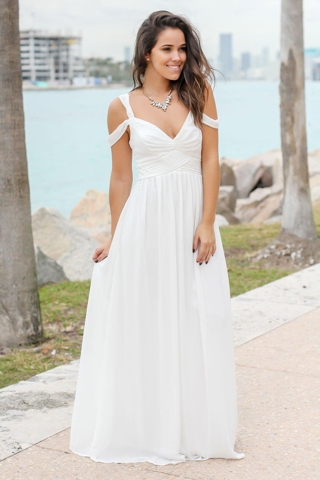 Buy Affordable Boutique Long Maxi Dresses Online – Saved by the Dress 1f0f123bb