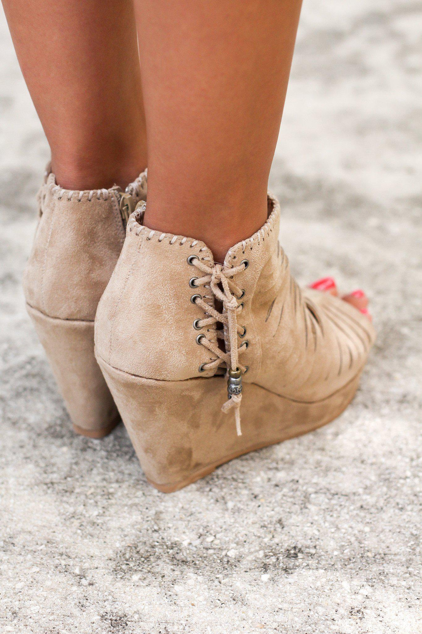 Womens Wedges