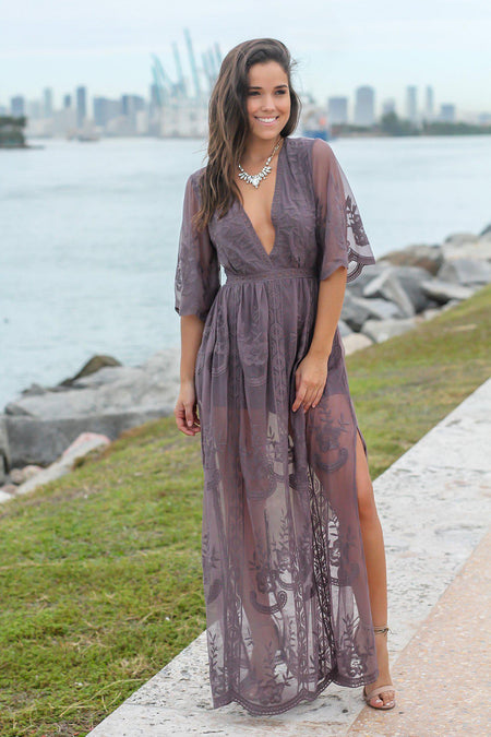 704c0c7422b Buy Affordable Boutique Long Maxi Dresses Online – Saved by the Dress