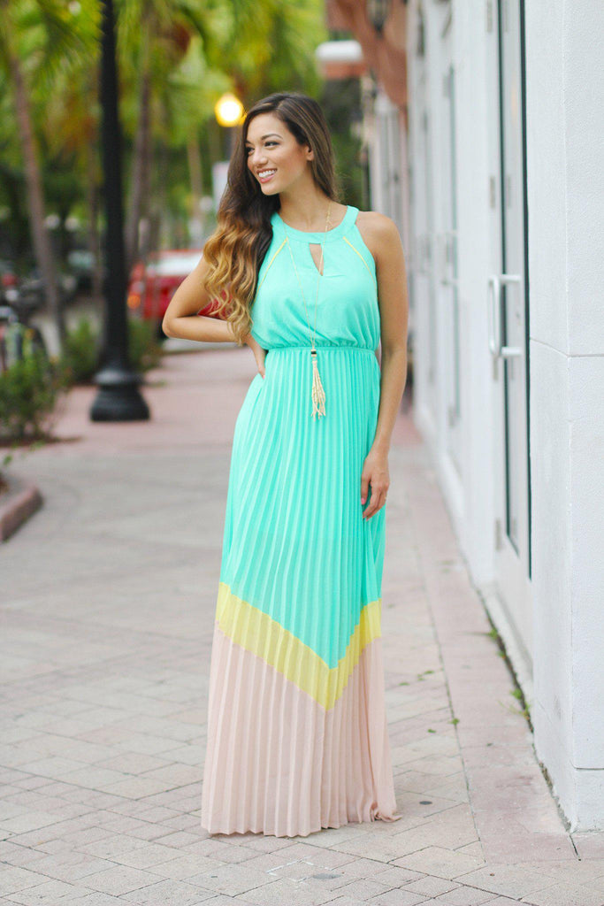 jade special occasion dress