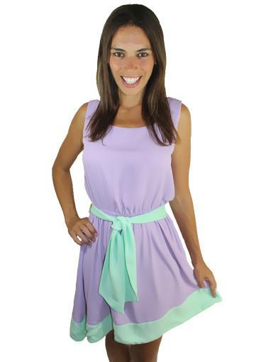 lavender dress 1