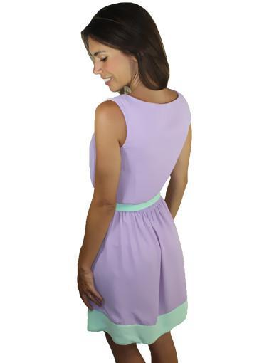 lavender dress 4