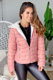 reversible cute jacket
