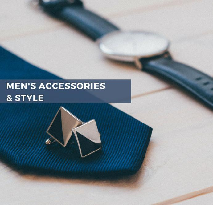 Men's Accessories & Style