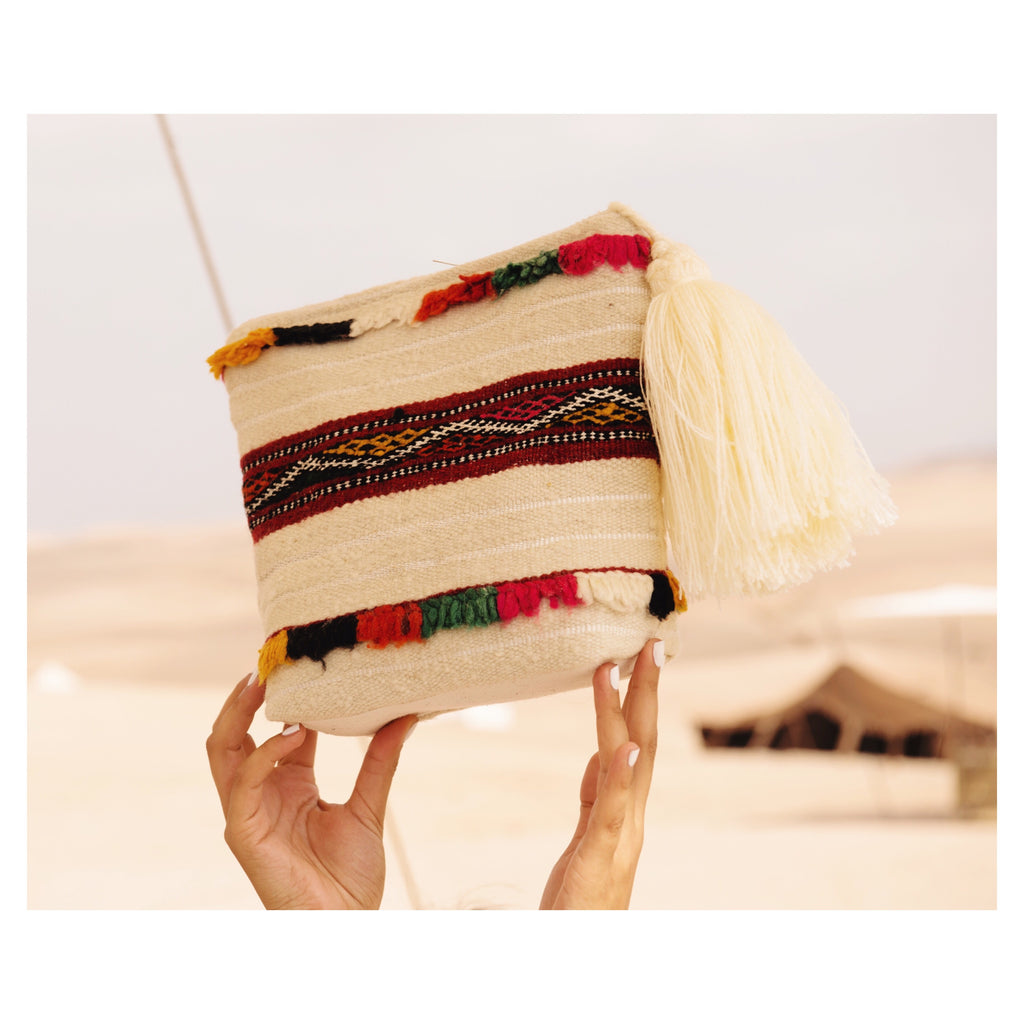 Summer Kilim Clutch Bag