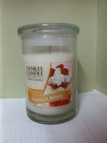 Yankee Candle Home Classics 10 oz. -  Vanilla Berry