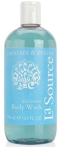 Crabtree & Evelyn La Source Relaxing Body Wash 16.9 oz. - Discontinued Beauty Products LLC