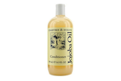 Crabtree & Evelyn Jojoba Oil Conditioner 16.9 oz - Discontinued Beauty Products LLC
