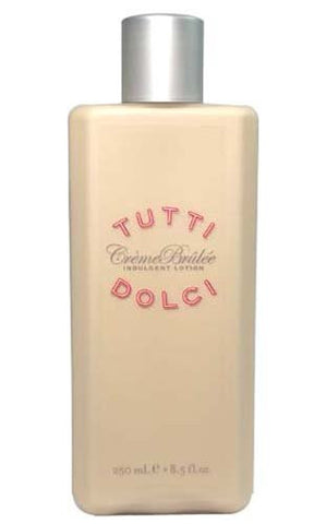 Bath & Body Works Tutti Dolci Creme Brulee Lotion 8.5 oz. - Discontinued Beauty Products LLC