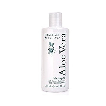 Crabtree & Evelyn Aloe Vera Hair Conditioner 10.1 oz - Discontinued Beauty Products LLC