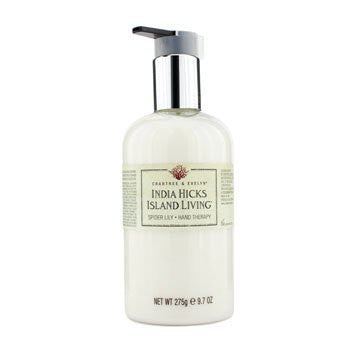 Crabtree & Evelyn India Hicks Island Living Spider Lily Hand Therapy 9.7 oz - Discontinued Beauty Products LLC
