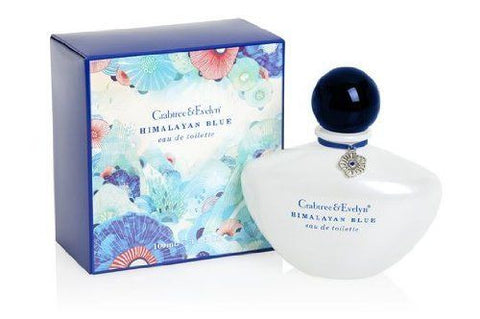 Crabtree & Evelyn Himalayan Blue Eau de Toilette 1 fl oz - Discontinued Beauty Products LLC