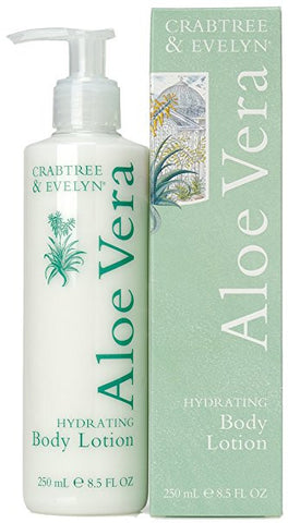 Crabtree & Evelyn Aloe Vera Body Lotion 8.5 oz - Discontinued Beauty Products LLC