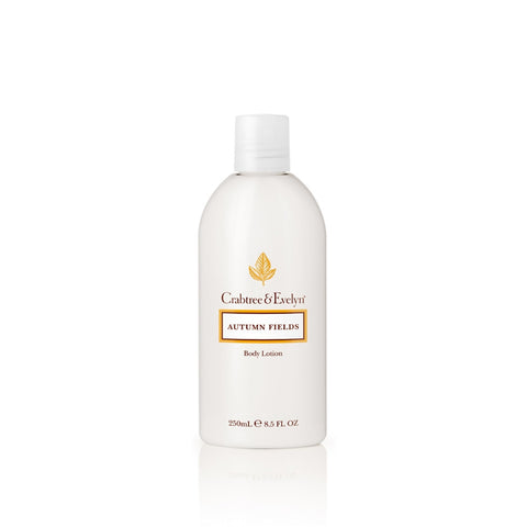 Crabtree & Evelyn Autumn Fields Body Lotion 8.5 oz - Discontinued Beauty Products LLC