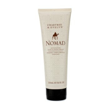 Crabtree & Evelyn Nomad Invigorating Hair & Body Wash 7.6 oz