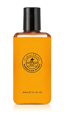 Crabtree & Evelyn Moroccan Myrrh Hair & Body Wash 10.1 oz.
