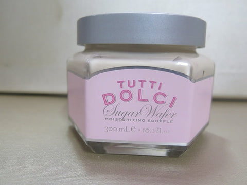 Bath & Body Works Tutti Dolci Sugar Wafer Moisturizing Souffle 10.1 oz - Discontinued Beauty Products LLC