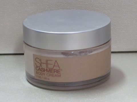 Bath and Body Works Shea Cashmere Body Cream 7 oz - Discontinued Beauty Products LLC
