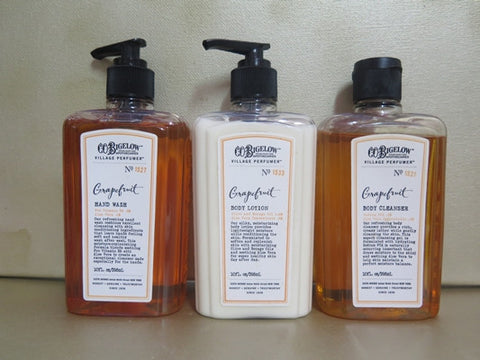 C.O. Bigelow Grapefruit Gift Set - Discontinued Beauty Products LLC