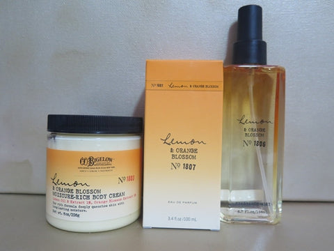 C.O. Bigelow Lemon & Orange Blossom Gift Set - Discontinued Beauty Products LLC