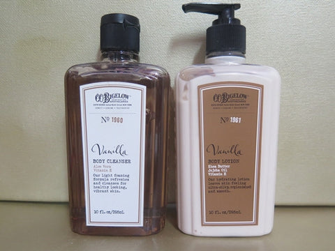 C.O. Bigelow Vanilla Gift Set - Discontinued Beauty Products LLC