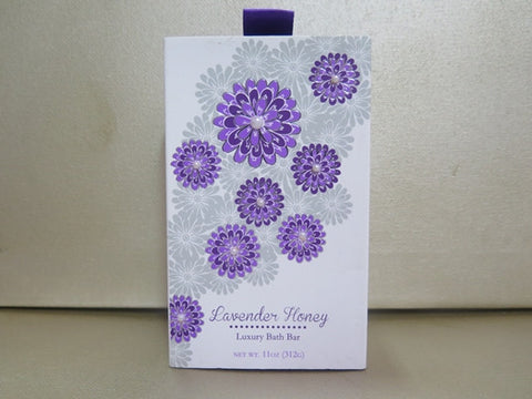CST Lavender Honey Luxury Bath Bar 11 oz. Misc.