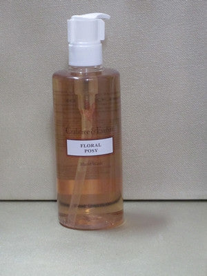 Crabtree & Evelyn Floral Posy Hand Wash 8.5oz - Discontinued Beauty Products LLC