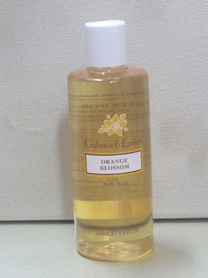 Crabtree & Evelyn Orange Blossom Body Wash 8.5oz - Discontinued Beauty Products LLC