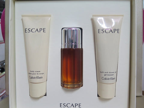 Calvin Klein Escape Gift Set - Discontinued Beauty Products LLC
