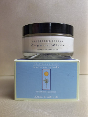 Crabtree & Evelyn Cayman Winds Silkening Meringue 6.8 oz. - Discontinued Beauty Products LLC