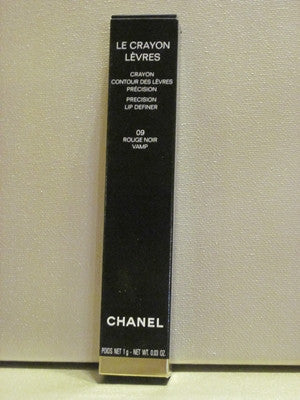 Chanel Lip Definer #9 Rouge Noir - Discontinued Beauty Products LLC