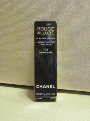 Chanel Rouge Allure Lip Color # 108 - Discontinued Beauty Products LLC