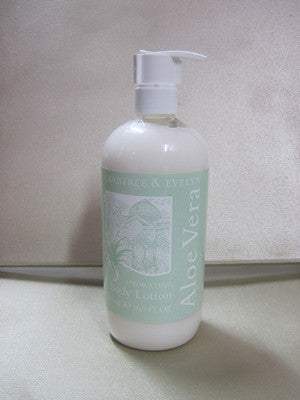 Crabtree & Evelyn Aloe Vera Body Lotion 16.9 oz - Discontinued Beauty Products LLC