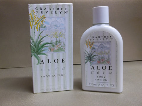 Crabtree & Evelyn Aloe Vera Body Lotion 8.5 oz. - Discontinued Beauty Products LLC