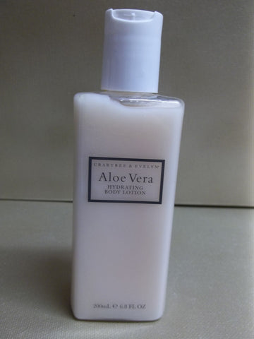 Crabtree & Evelyn Aloe Vera Hydrating Body Lotion 6.8 oz. - Discontinued Beauty Products LLC