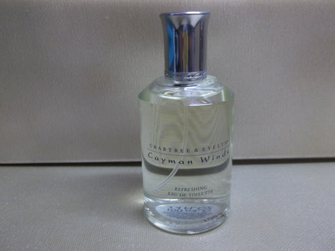 Crabtree & Evelyn Cayman Winds Eau de Toilette 3.4 oz - Discontinued Beauty Products LLC
