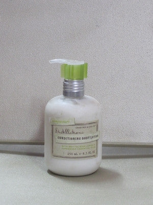 Crabtree & Evelyn Distillations Conditioning Body Lotion with Lemon & Coriander 8.5 oz - Discontinued Beauty Products LLC