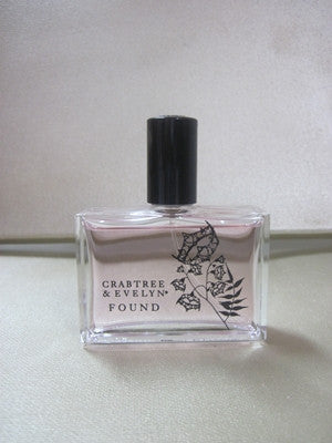 Crabtree & Evelyn Found Eau de Toilette 1 fl oz - Discontinued Beauty Products LLC