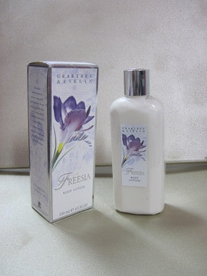 Crabtree & Evelyn Freesia Body Lotion 8.5 oz - Discontinued Beauty Products LLC