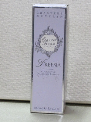 Crabtree & Evelyn Freesia Room Spray 3.4 oz. - Discontinued Beauty Products LLC