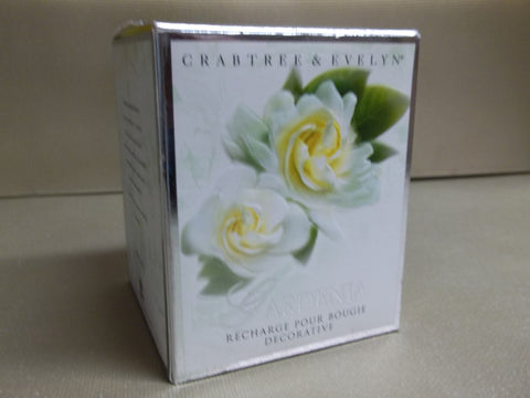 Crabtree & Evelyn Gardenia Decorative Candle - Discontinued Beauty Products LLC