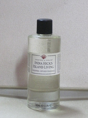 Crabtree & Evelyn India Hicks Island Living Spider Lily Diffuser Fragrance Refill 5.5 oz - Discontinued Beauty Products LLC