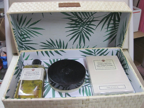 Crabtree & Evelyn India Hicks Spider Lily Gift Set - Discontinued Beauty Products LLC