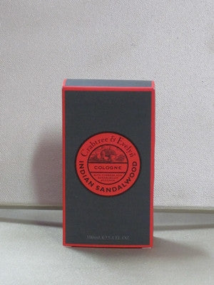 Crabtree & Evelyn Indian Sandalwood Cologne 3.5 oz - Discontinued Beauty Products LLC
