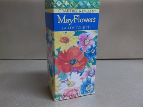 Crabtree & Evelyn Mayflowers Eau De Toilette 3.5 oz. - Discontinued Beauty Products LLC
