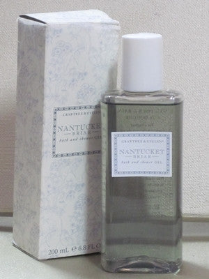 Crabtree & Evelyn Nantucket Briar Bath & Shower Gel 6.8 oz - Discontinued Beauty Products LLC