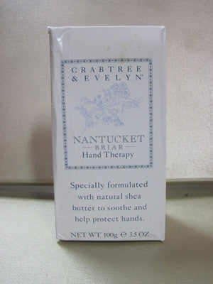 Crabtree & Evelyn Nantucket Briar Hand Therapy 3.5 oz - Discontinued Beauty Products LLC