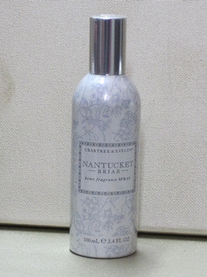 Crabtree & Evelyn Nantucket Briar Home Fragrance Spray 3.4 oz. - Discontinued Beauty Products LLC